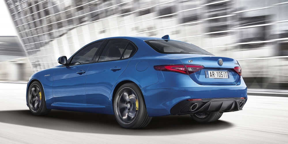 ALFA ROMEO LAUNCHES GIULIA VELOCE AT 2016 PARIS MOTOR SHOW