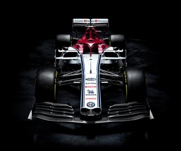 ALFA ROMEO RACING UNVEILS THE NEW C38