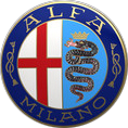 Alfa Romeo Badge 1910
