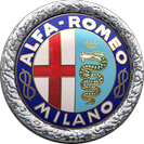Alfa Romeo Badge 1925