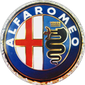 Alfa Romeo Badge 1972